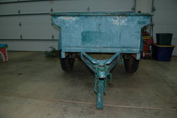 CJ-6 Trailer Springs Ranch, CO $900
